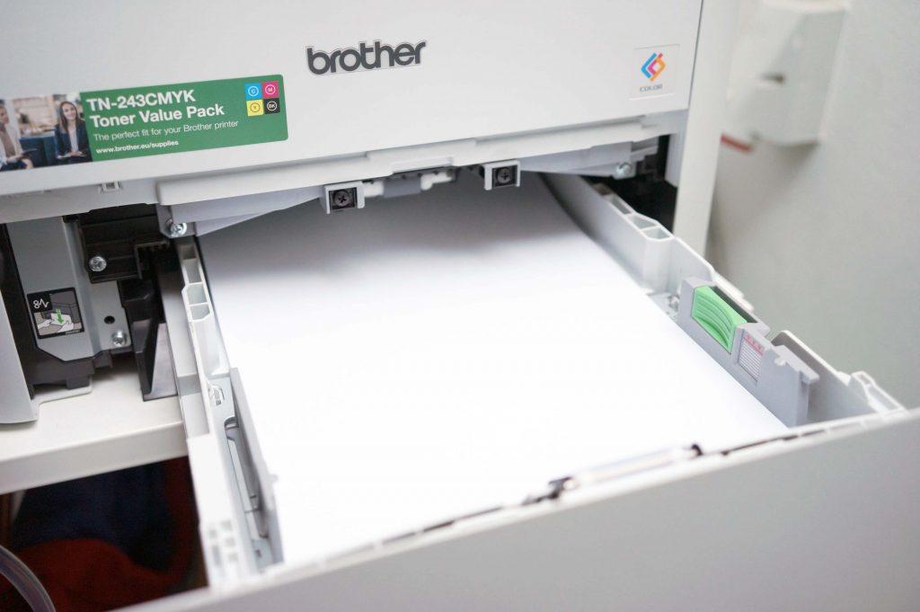 Druckkosten und Papier