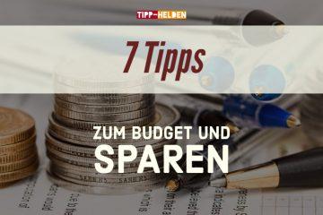 Budget Sparen