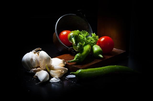 Mood Food Gemüse
