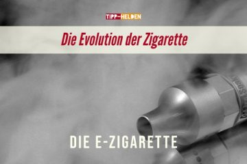 Die E-Zigarette