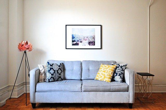 Couch für Singles und Pärchen